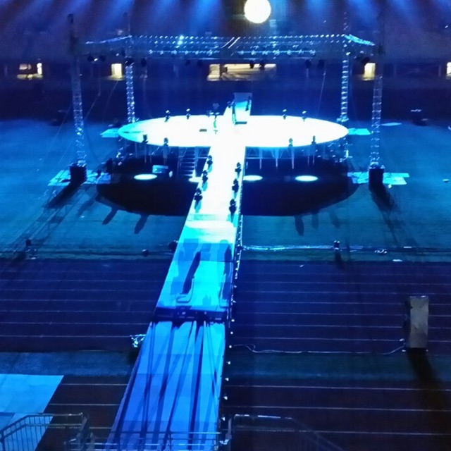 Custom Stage Projects in USA