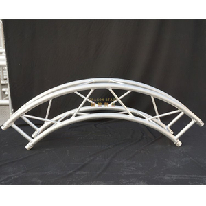 20 Ft Round Truss Display with Roof