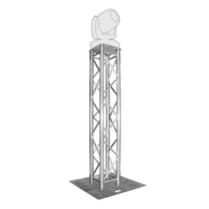 Light Aluminum Stage Truss Pillar