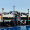 Outdoor Portable Professional Music Rigging Audio Lighting Truss