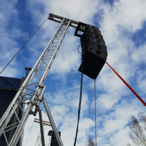 Portable Aluminum Tower Sound Truss