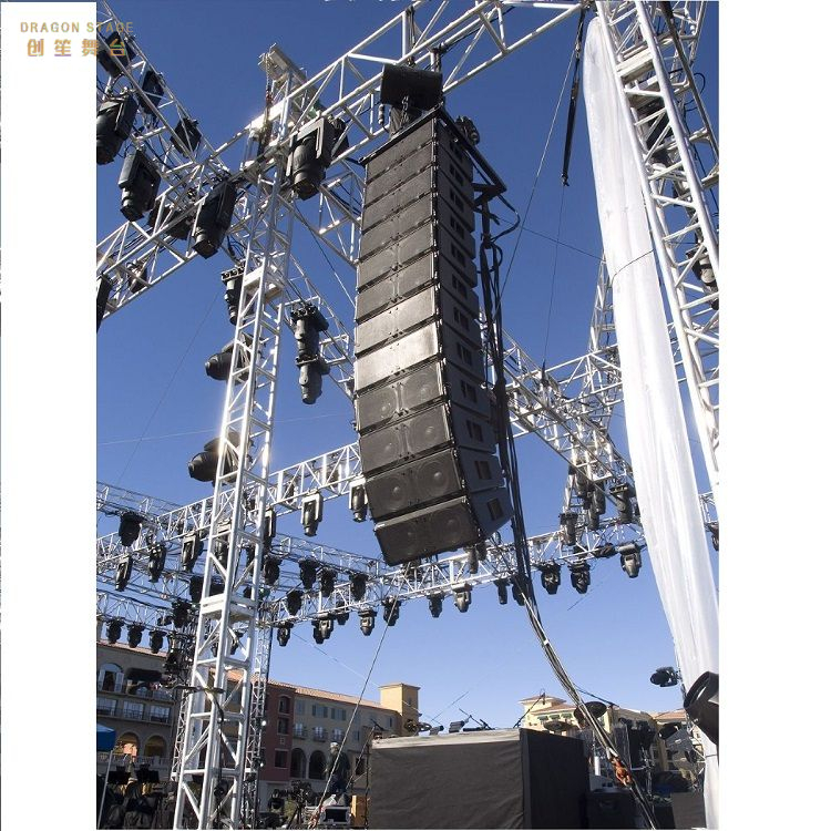 Professional Sound Lighting Truss