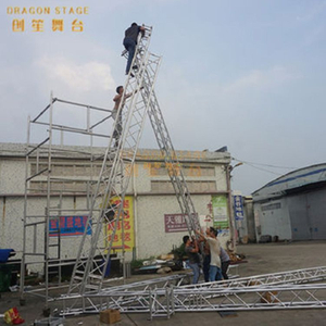 Audio Outdoor Lighting Truss