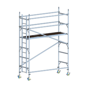Adjustable Platform Single Scaffolding