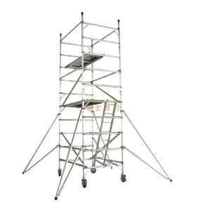 Aluminum Double Scaffolding with 45 Degree Ladder Near Me