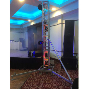 Projector 30 Foot Dj Truss Tower