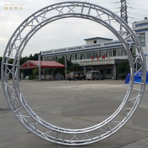 LED 20 ft round Truss Display