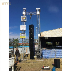 Stand Aluminum Speaker Line Array Truss