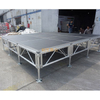 portable adjustable outdoor T Stage
